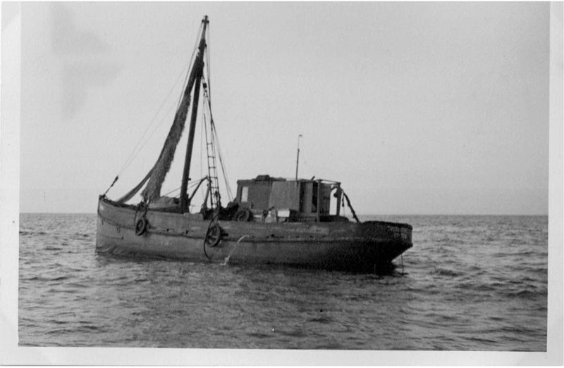 Old School fishing Vessels