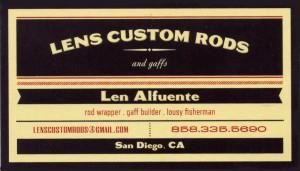 Len's Custom Rods