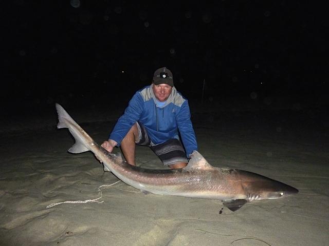 Big Game SoCal Surf Fishing -